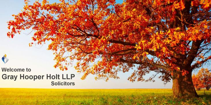 Welcome to Gray Hooper Holt - Solicitors